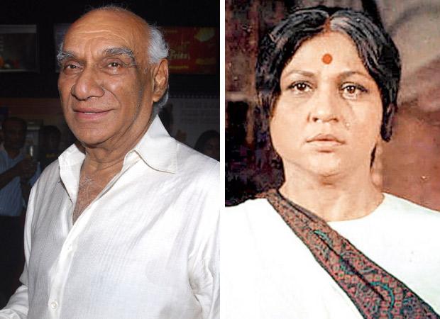 How Yash Chopra found the mother for Deewar