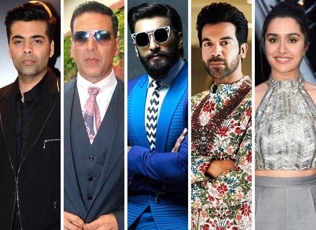 Koffee With Karan 6 Karan Johar gets interesting duos Akshay Kumar - Ranveer Singh, Rajkummar Rao - Shraddha Kapoor, Diljit Dosanjh - Badshah this season