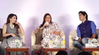 #NoFilterNeha Season 3 Press Conference Neha Dhupia, Soha Ali Khan Angad Bedi