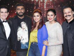 Parineeti Chopra promotes Namaste England on the sets of India's Best Dramebaaz