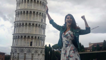 Pooja Hegde has kicked off shoot with Prabhas in Italy and here's the proof!