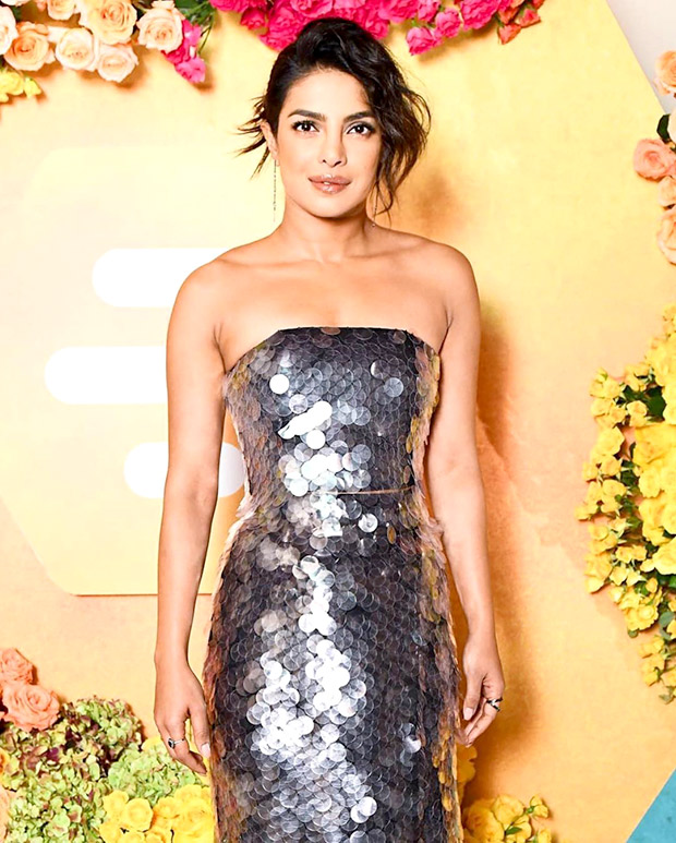 Priyanka Chopra in Sally La Pointe for Bumble India launch in NYC (2)