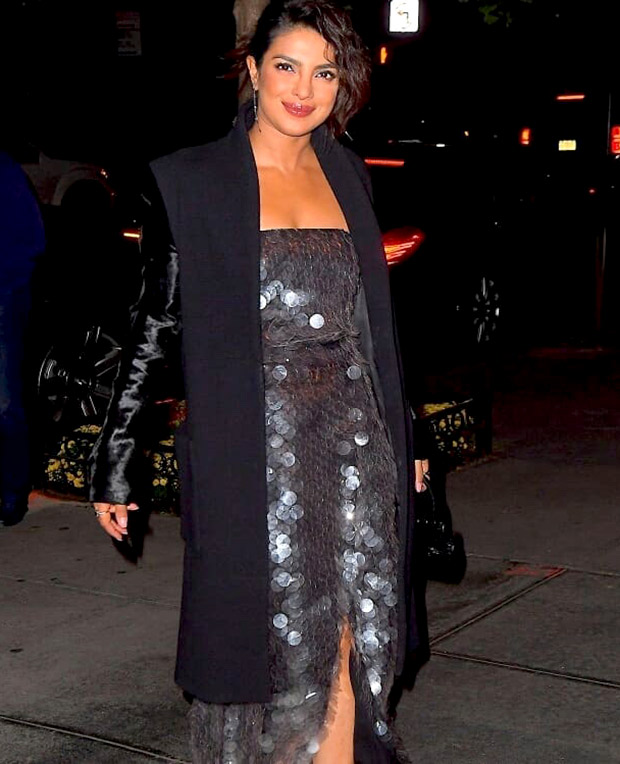 Priyanka Chopra in Sally La Pointe for Bumble India launch in NYC (4)