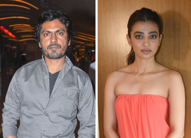 REVEALED: Nawazuddin Siddiqui and Radhika Apte come together for this Honey Trehaan film
