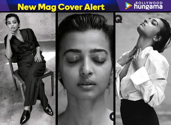 Radhika Apte for GQ (Featured)