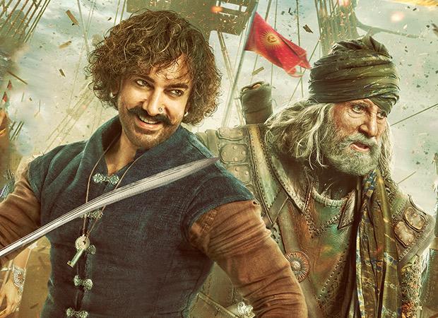 SCOOP Aamir Khan and Amitabh Bachchan's BIG WAR over death scene in THUGS OF HINDOSTAN
