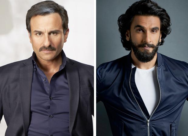 Saif Ali Khan, have you heard Ranveer Singh wants to be Taimur's DAD
