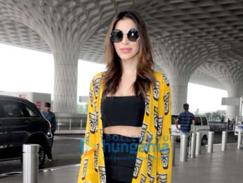 Salman Khan, Ranveer Singh, Katrina Kaif, Kangana Ranaut and others snapped at the airport