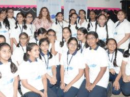 Shikha Talsania at The Dove Self-esteem Project or Workshop