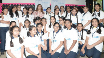 Shikha Talsania at The Dove Self-esteem Project or Workshop