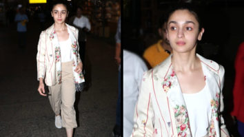 Slay or Nay - Alia in Pero at the airport (Featured)