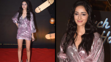 Slay or Nay - Ananya Panday in Monisha Jaising for 20 years of Kuch Kuch Hota Hai celebrations (Featured)