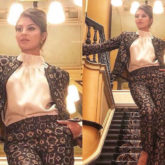 Slay or Nay - Jacqueline Fernandez in Varana silk suit (Featured) (1)