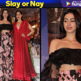 Slay or Nay -Khushi Kapoor in Manish Malhotra for the Festive Junction Show (Featured)