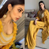 Slay or Nay - Mouni Roy in Anamika Khanna for MAMI 2018 Brunch (Featured)