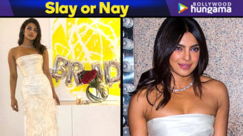 Slay or Nay - Priyanka Chopra in Marchesa for her bridal shower in NYC (Featured)