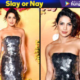 Slay or Nay - Priyanka Chopra in Sally La Pointe for Bumble India launch in NYC (Featured)