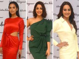Sonakshi Sinha, Yami Gautam and others at Ferragamo Store Opening