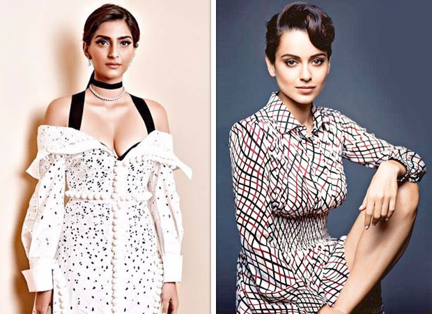 Sonam Kapoor Ahuja PACIFIES Kangana Ranaut, blames media for misquoting her in the Vikas Bahl controversy
