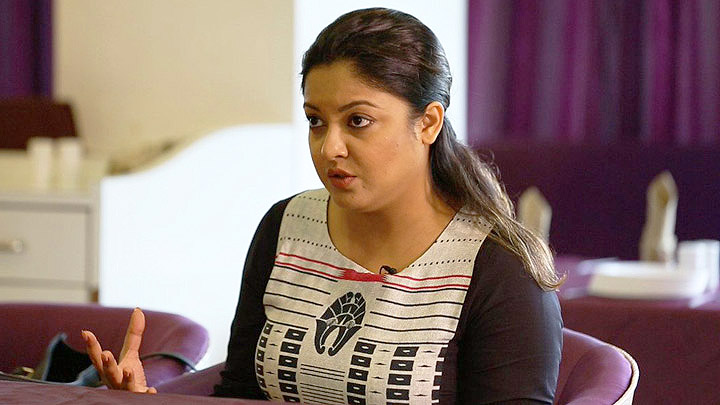 Tanushree Dutta Interview In our country the girls are taught to feel ASHAMED