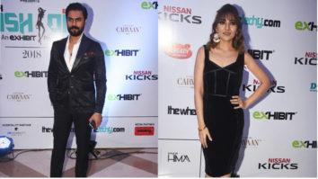 Tina Ahuja & Gaurav Chopra at Exhibit Tech Fashion Tour