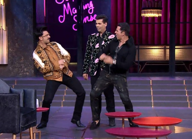 Koffee With Karan 6: Ranveer Singh REVEALS details of Takht, CONFESSES about cheating and suggests a cast of Kuch Kuch Hota Hai sequel