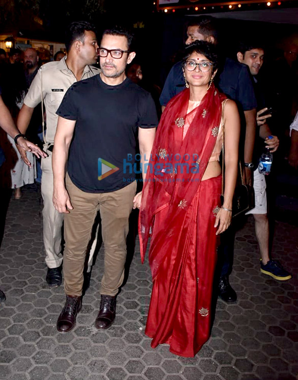 Aamir Khan spotted at Prithvi Theatre (3)