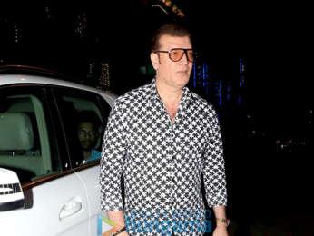 Aditya Pancholi snapped in Juhu