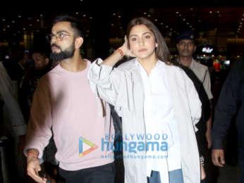 Anushka Sharma, Virat Kohli, Alia Bhatt and others snapped at the airport