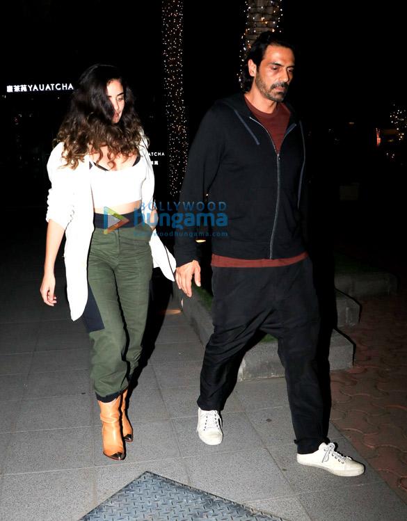 Arjun Rampal and Gabriella Demetriades spotted at Yauatcha in BKC (5)