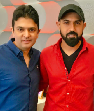 Bhushan Kumar and Gippy Grewal come together to produce two Punjabi films