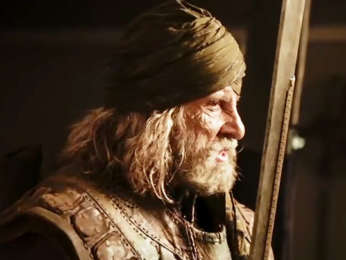 CHECK OUT Meet Khudabaksh Making of Thugs Of Hindostan Chapter 9