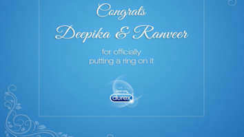 Deepika Padukone – Ranveer Singh wedding Durex has a NAUGHTY congratulatory wish for the couple (see pic)
