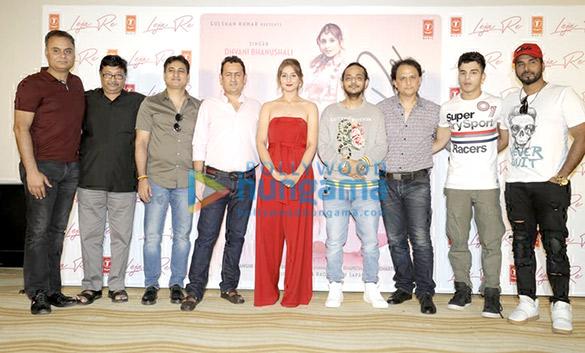 Dhvani-Bhanushali-Neeraj-Roy-and-others-grace-the-launch-of-the-album-Leja-Re-11