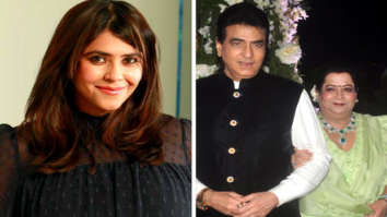 Ekta Kapoor has the QUIRKIEST post for the Halloween wedding anniversary of Jeetendra and Shobha Kapoor