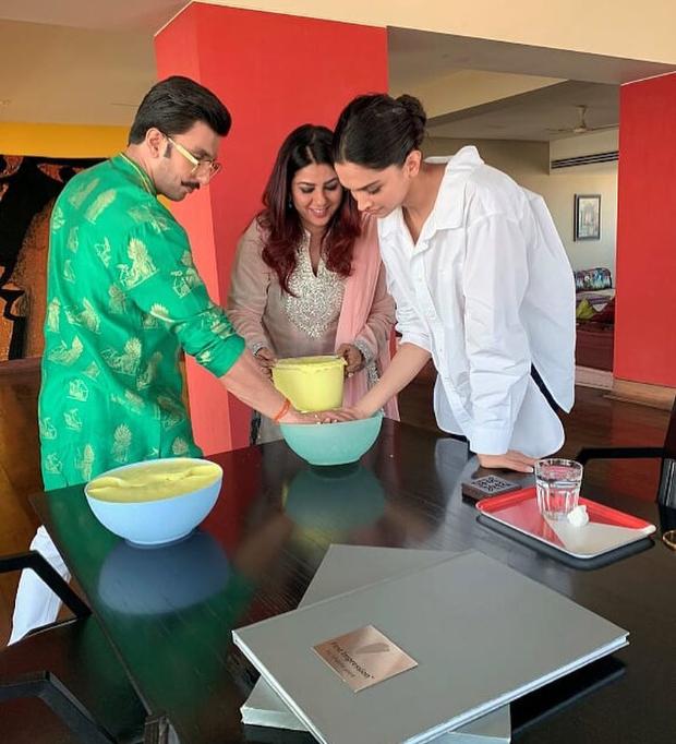 Ranveer Singh - Deepika Padukone wedding: Farah Khan's wedding gift to the couple is a memento of their love