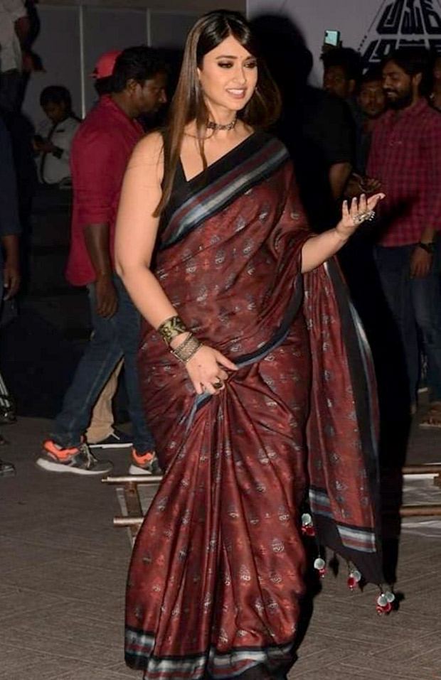 Ileana D'Cruz in Anita Dongre for Amar Akbar Anthony trailer launch in Hyderabad (8)