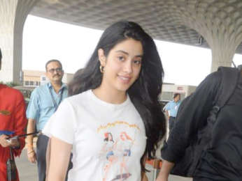 Janhvi Kapoor, Adah Sharma and others snapped at the airport