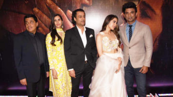 Kedarnath Official Trailer Launch Sushant Singh Rajput Sara Ali Khan Abhishek Kapoor Part 1