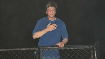 King of Bollywood Shah Rukh Khan celebrates his birthday with a sea of fans!!!