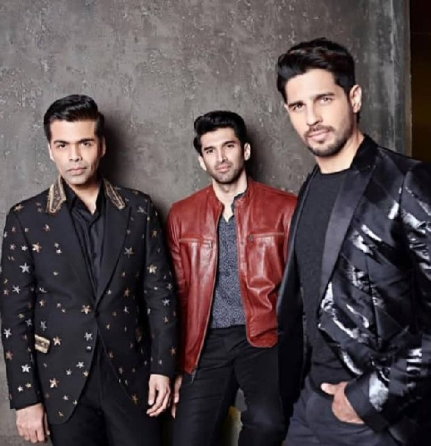 Koffee With Karan 6 Sidharth Malhotra and Aditya Roy Kapur come together for Karan Johar's chat show