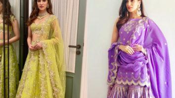 Kriti Sanon for Diwali 2018 bash (Featured)