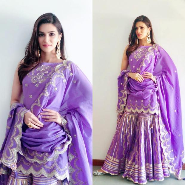 Kriti Sanon in Sukriti and Aakriti for Diwali 2018 bash