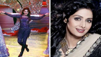LEAKED VIDEO! Madhuri Dixit pays tribute to late Sridevi with a stunning performance on 'Hawa Hawai' at Lux Golden Rose Awards 2018