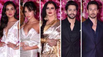 Lux Golden Rose Awards Red Carpet Event Part 5