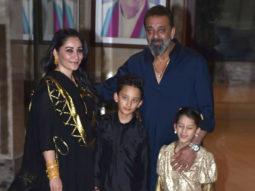MUST WATCH Diwali Celebration by Sanjay Dutt & Family