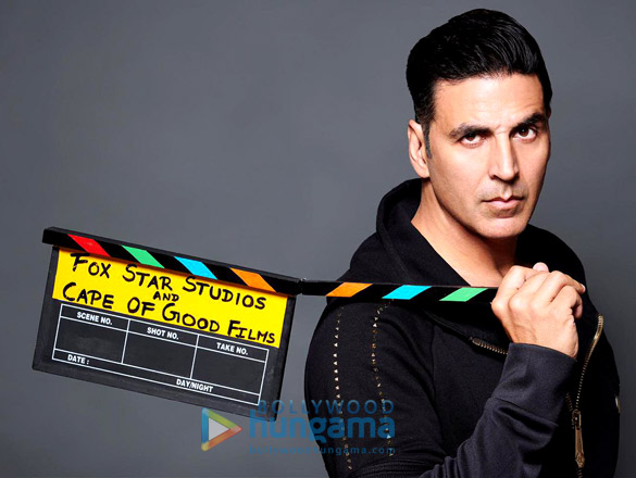Akshay Kumar to begin Mission Mangal in November; collaborates with Fox Star Studios for three films