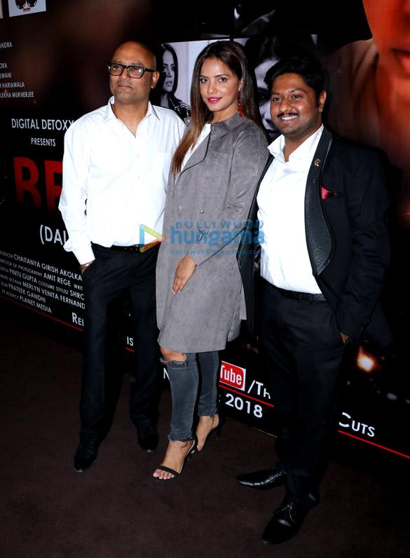 Neetu Chandra grace the 'Beti' event (2)