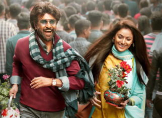 PETTA Rajinikanth and Simran Bagga coming together in this poster is REFRESHING indeed!