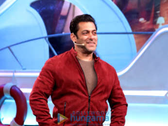Preity Zinta meets Salman Khan on Bigg Boss 12